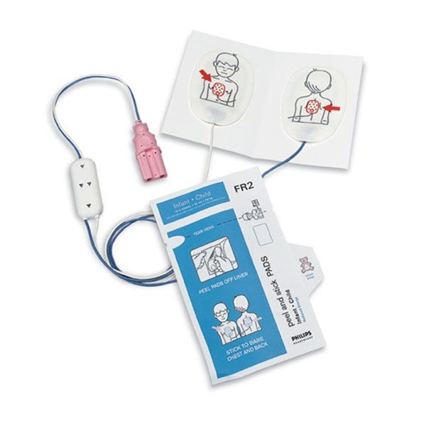FR2 Infant/Child Reduced-Energy AED Pads